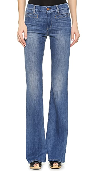 MiH Marrakesh High Rise Flare Jean