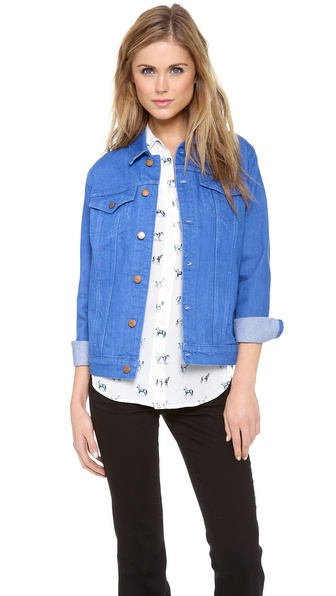 MiH The Boyfriend Denim Jacket