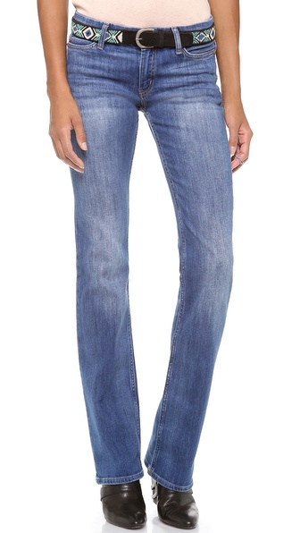 MiH London Boot Cut Jeans