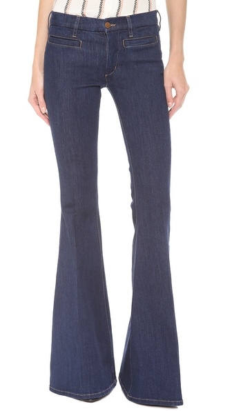 MiH Marrakesh Super Flare Jeans