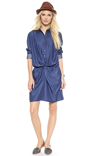 MiH The Knot Front Dress