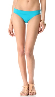 Heidi Klein Brights Fold Over Bikini Bottoms