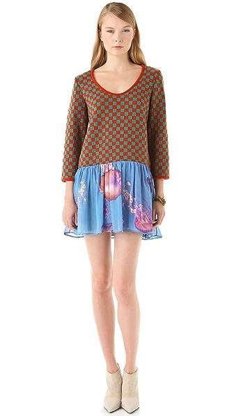 Heimstone Dawn Combo Dress