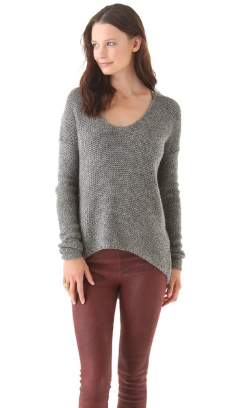 HELMUT Helmut Lang Alpaca Sweater