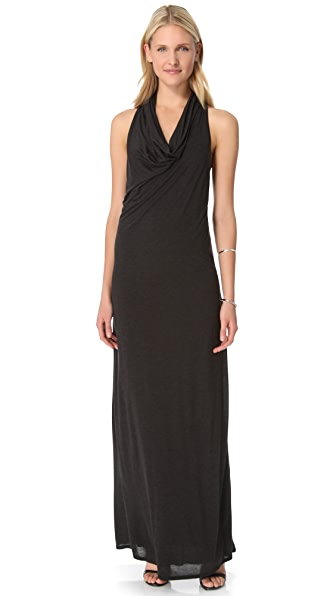 HELMUT Helmut Lang Kinetic Racer Back Dress
