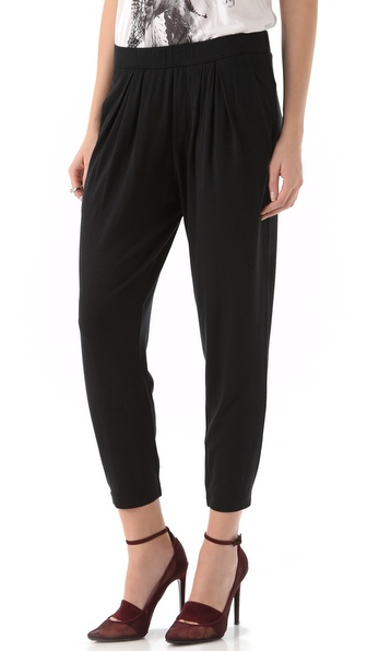 HELMUT Helmut Lang Nova Jersey Pants