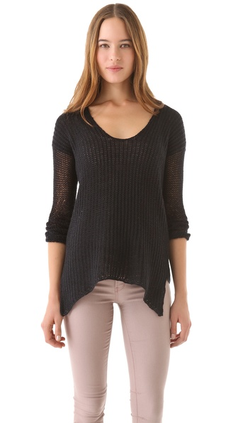 HELMUT Helmut Lang Wool Lux Sweater