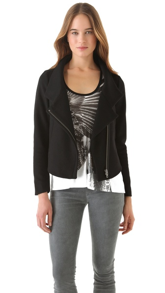 HELMUT Helmut Lang Vector Collar Jacket