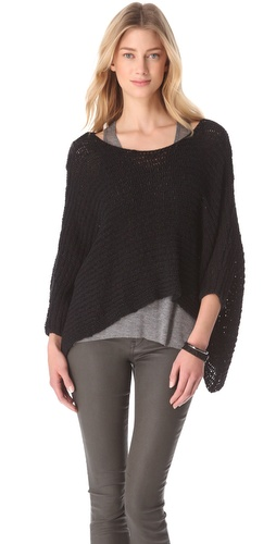 HELMUT Helmut Lang Textured Tape Crop Sweater