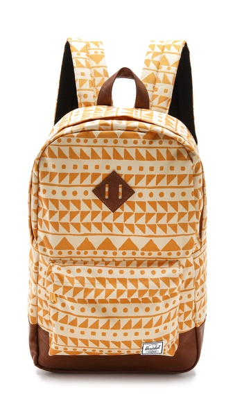 Herschel Supply Co. Chevron Heritage Backpack