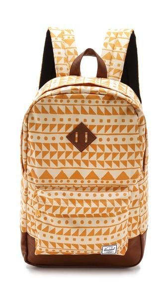 Herschel Supply Co. Chevron Heritage Backpack