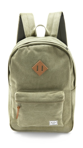 Herschel Supply Co. Washed Heritage Backpack
