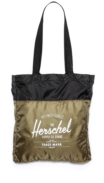 Herschel Supply Co. Packable Travel Tote