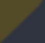 Army/Navy/Neon Orange Rubber