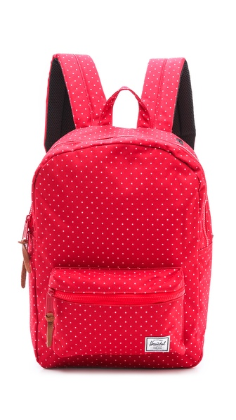 Herschel Supply Co. Settlement Backpack - Red Polka Dot at Shopbop / East Dane