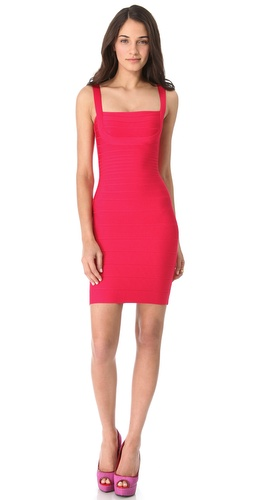 Shop Herve Leger Sleeveless Dress and Herve Leger online - Apparel,Womens,Dresses,Cocktail,Night_Out, online Store
