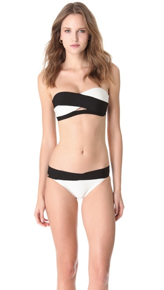 Herve Leger Bandeau Bikini