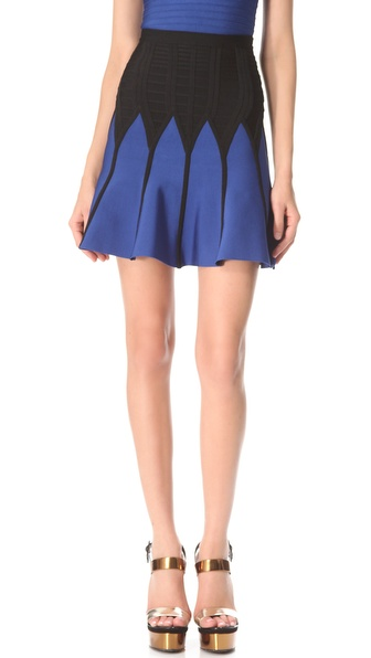 Herve Leger Kerra Skirt