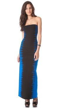 Herve Leger Jacklyn Maxi Dress