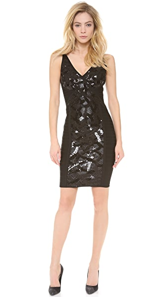 Herve Leger Skylah Dress