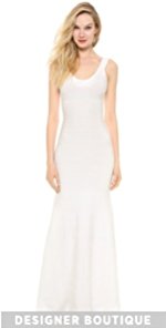 HERVE LEGER   CLOTHING   DRESSES   SHOPBOP DESIGNER