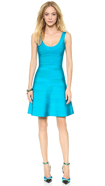 Herve Leger Eva Dress