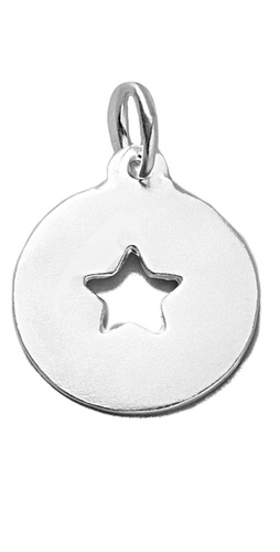 Helen Ficalora Cutout Star Charm