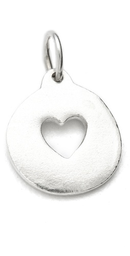 Helen Ficalora Cutout Heart Charm