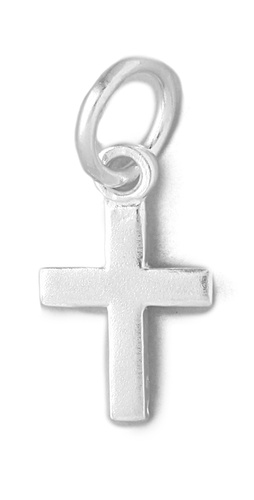 Helen Ficalora Cross Charm