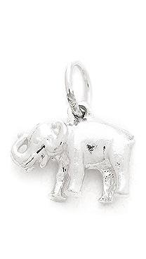 Helen Ficalora Elephant Charm