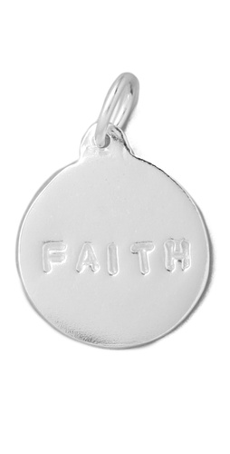 Helen Ficalora Faith Charm