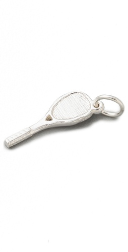 Helen Ficalora Mini Tennis Racket Charm