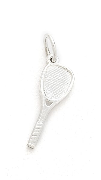 Helen Ficalora Mini Tennis Racket Charm