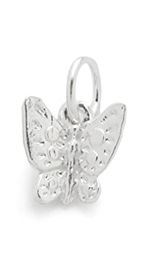 Helen Ficalora Butterfly Charm