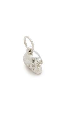 Helen Ficalora Skull Charm