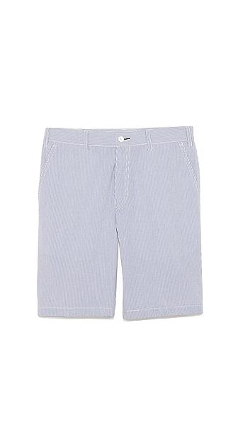 Hartford Seersucker Shorts