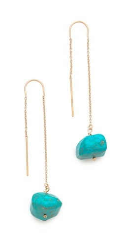 Heather Hawkins Turquoise Earrings