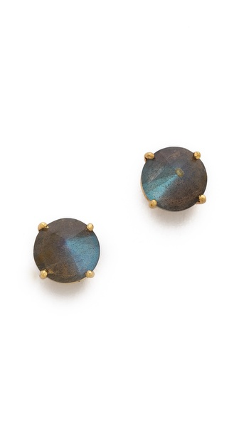 Heather Hawkins Labradorite Stud Earrings