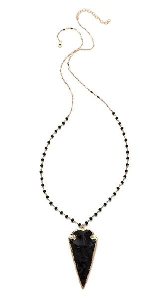 Heather Hawkins Native Necklace