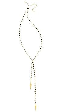 Heather Hawkins Braid Lariat Necklace
