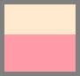 Cream Tan/Pink