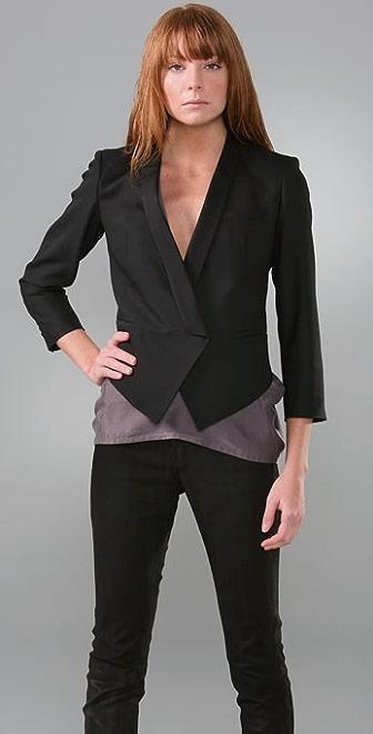 Helmut Lang Tuxedo Jacket