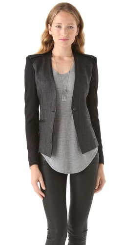 Shop Helmut Lang Magma Blazer and Helmut Lang online - Apparel,Womens,Jackets,Blazer, online Store