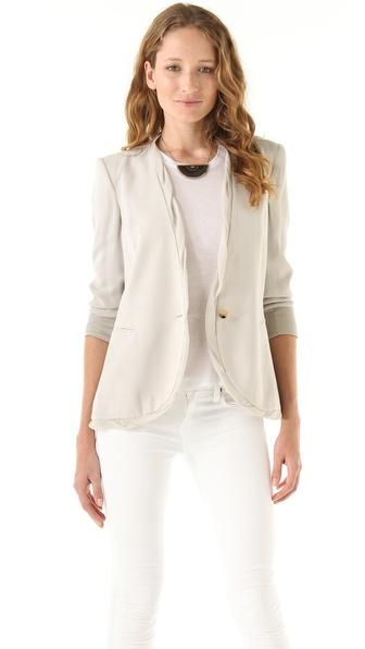 Helmut Lang Relic Twist Blazer