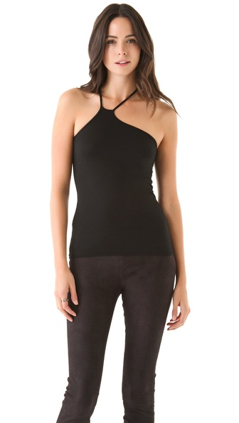 Helmut Lang Micromodal Tank