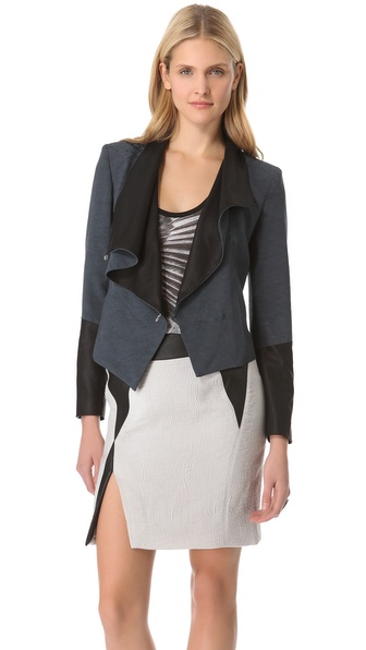 Helmut Lang Perma Jacquard Jacket