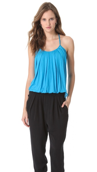 Helmut Lang Spectra Jersey Tank