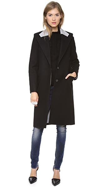 Helmut Lang Long Open Jacket