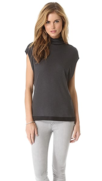 Helmut Lang Turtleneck Top