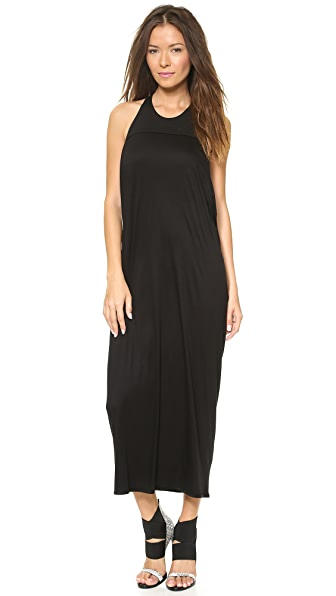 Helmut Lang Jersey Tank Maxi Dress